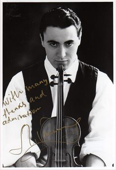 Interview with Maxim Vengerov: Conducting, Competitions, and Returning to the Violin http://www.violinist.com/blog/laurie/20131/14297/