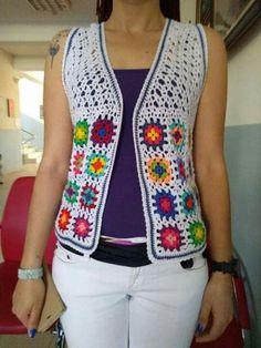Fabulous Crochet a Little Black Crochet Dress Ideas. Georgeous Crochet a Little Black Crochet Dress Ideas. Crochet Fringe, Crochet Coat, Crochet Jacket, Crochet Cardigan, Crochet Shawl, Crochet Clothes, Crochet Girls, Love Crochet, Easy Crochet