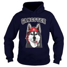 Funny Siberian Husky Gangster Dad Mom Girl Lady Men Women Man Woman Pet #Dog Lover, Order HERE ==> https://www.sunfrog.com/Pets/132431946-905113183.html?54007, Please tag & share with your friends who would love it, #xmasgifts #renegadelife #jeepsafari