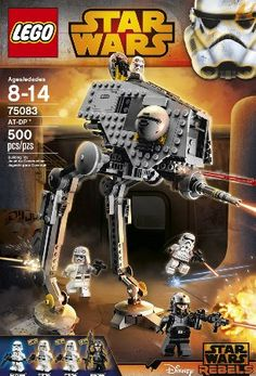 LEGO Star Wars At-DP Toy - 75083, Building Sets - Amazon Canada