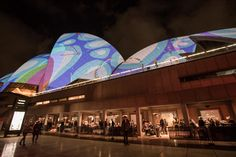 4 | Watch the Sydney Opera House Transform Into A Hand-Drawn Animation | Co.Design | business + design