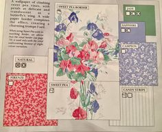1987 home furnishings Borders For Paper, Liberty Of London, Do You Remember, Retro Home, Laura Ashley, Butterfly Wings, Feminine Style, Weaving, Delicate