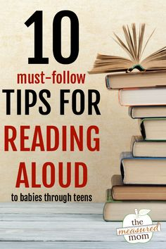 10 Read Aloud Tips for Kids of All Ages - Homeschool Giveaways Phonics Activities, Reading Activities, Reading Resources, Educational Activities, Reading Comprehension, Reading Aloud, Reading Books, Children's Books, Teaching Kindergarten