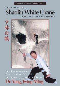 white crane book