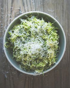 brussels sprouts caesar salad.
