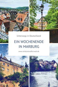 Du planst demnächst eine Reise nach Marburg? Ich entführe dich ein Wochenende in die hessische Universitätsstadt und stelle dir meine absoluten Highlights vor, die auf deiner Städtereise auf keinen Fall fehlen dürfen! #marburg # hessen #deutschland #wochenendtrip
