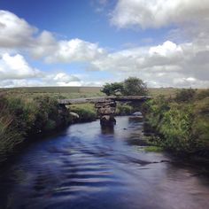 188/365 The Teign-e-ver Clapper Bridge on #Day188 of my #Dartmoor #365project in #Devon. I packed the kids into the off-road buggy, and took my Dad and Brother along. Having insisted they pack their walking shoes and raincoats, I realised to my shame I had forgotten mine. So I did the walk wearing flip flops. I had to wade into the Teign river for this shot and it felt lovely on my bare feet, so I'm glad I forgot my wellies in the end. It rained on the mile long walk back to the car, but I…