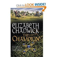 This one is my favorite but ALL of Elizabeth Chadwick's books are worth reading!