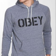 676ce1385b35 Obey Bootcamp Pullover Hood Sweatshirt