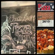 Black Market Pizza in Ames on MiniTraveler