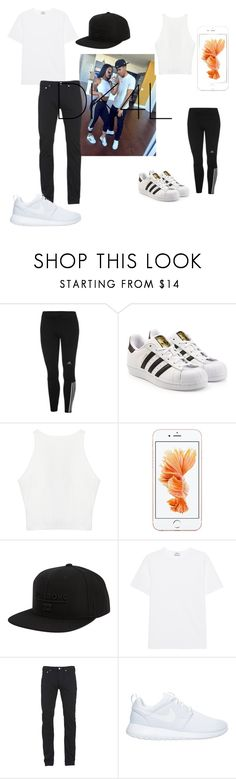 """Dk4l goals"" by princesspeach3805 ❤ liked on Polyvore featuring adidas, adidas Originals, Billabong, Acne Studios, Paul Smith and NIKE"
