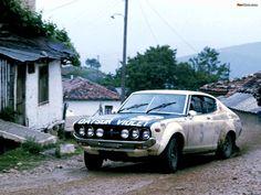 Datsun 160J Rally