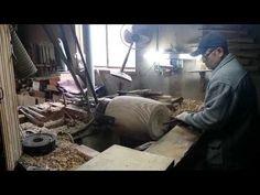 목기의달인 오동나무 의자만들기 2