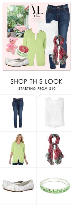 """""""Mood Maker"""" by shell-moore ❤ liked on Polyvore featuring Ermanno Scervino, prAna and SoftWalk"""