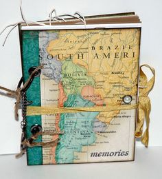 Vintage Inspired Travel Journal-South America-80 by KarenGeddings