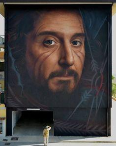 38 fantastiche immagini su naples street art nel 2013 for Ka international tessuti arredamento