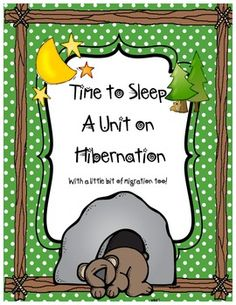 This unit is an Informational Text Unit on Hibernation and Migration.  Your children can use the mini book to learn about the text features of a non-fiction book.  Also included are several activities on these topics, as well as writing and a craft.