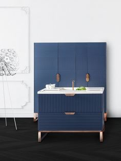 Cucina con isola con maniglie MIUCCIA by @tmitaliacucine  #design ruadelpapavero