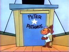 Peter Potamus and So-So (1964) - Intro (Opening)