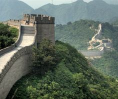 The Great Wall of China. i mean the name speaks for itself. someplace i need to see.