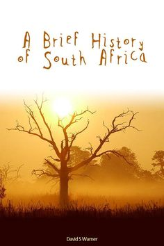 Amazon.com: A Brief #History of South Africa eBook: David S. Warner: Kindle Store