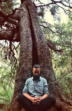 Avi loves nature