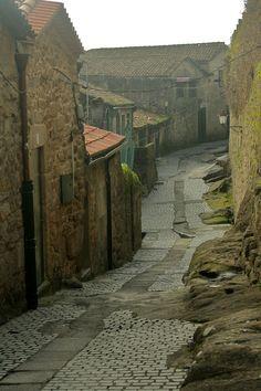 Tui, Galicia, Spain.