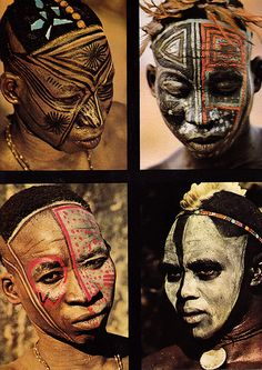 leni reifenstahl people of kau african tribes