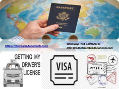 We are living in a technology era where people can buy goods and services online. So, in that case, Citizenshipdocuments is here to provide the Registered ID for sale just go through our website Citizenship documents.