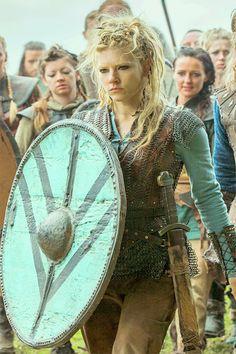 Lagertha: Vikings Season 3 Episode 7