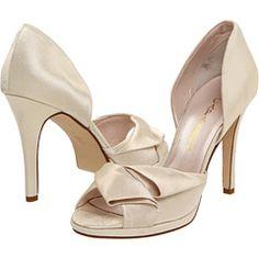 Ooooooh! Wedding Shoes! I am loving these Caparros!