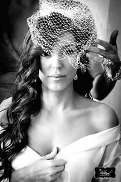 www.whiteroseproduction.com/blog #whiteroseproduction #WRP #weddingfilm #weddingphotography #weddingcinematography #birdcageveil #BWpicture