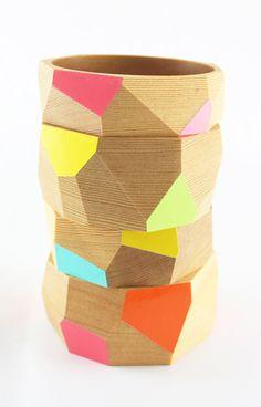 Treehorn Design bangles | Smitten