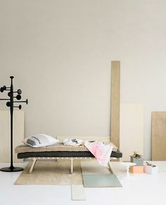 <p>Heidi Lerkenfeldt's work embodies classic Scandinavian composure. Clean lines, minimalistic whites, the juxtaposition of modern : organic, and her calculated use of color are all definitive o