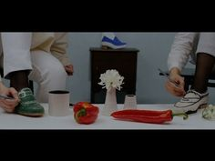 """SHOWstudio: RCA MA 14: Footware, Accessories and Millinery. Directed by Angelo van de Wiel, """"Flâneries"""" explores the work of Royal College of Art's recent MA graduates. Students include Gabrielle Beau, Jo Miller, Olivia Hanson, and Ji-Hyun Lim."""