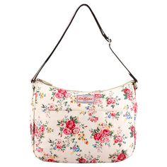 Spray Flowers All Day Bag