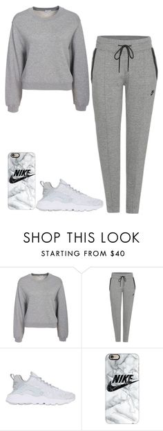 """Untitled #589"" by kylie100 ❤ liked on Polyvore featuring Filippa K, NIKE and Casetify"