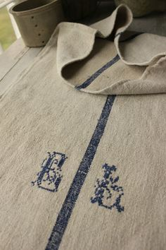 Antique Grain Sack Hemp Feedsack Grainsack Grainbag Linen Washed Bag CL GL   eBay