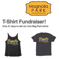 Our wonderful neighborhood of @magnoliaparkburbank is hosting a fundraiser to help raise money for the awesome events they put on throughout the year. Love Holiday in the Park? Love Ladies & Gents Night Out? To support them buy a t-shirt or tank! Link in bio above proceeds go to the #MagnoliaParkAssociation! . . . . #yogablend #magnoliaparkburbank #magnoliapark #burbank #ourneighborhood #jointogether #supporteachother #fundraiser #tshirt #tank