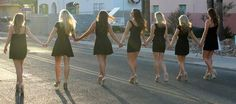 University of Arizona gamma phi beta cutest sorority photoshoot photo shoot ideas