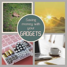 Save money with your gadgets! Read up on tips and tricks to save!