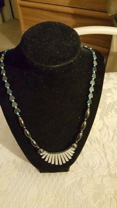 Magnetic Hematite  necklace Hematite Necklace, Jewelry, Jewlery, Jewerly, Schmuck, Jewels, Jewelery, Fine Jewelry, Jewel