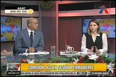 An7 Amanecer en el debate del día: Comisión JCE en sesión permanente