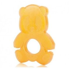 Panda Teether natural rubber teether, Malleable rubber encourages the baby's natural gnawing action, Free of phthalates, colors, PVC and Natural Toys, Natural Baby, Grimm, Eco Baby, Mould Design, Best Baby Shower Gifts, Cute Panda, Wooden Puzzles, Wooden Toys
