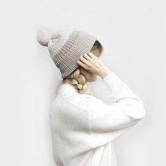 Slouchy Beanie Hat /