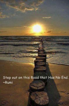 Rumi is wrong EVERYTHING HAS AN END!