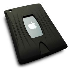 """Uzibull Ekto Mini- The Ekto Mini is designed to protect your iPad mini from abuse and drops, but it also employs what the company calls a """"rib and cell"""" design to minimize the bulk associated with protective cases. The case's speaker slots also redirect audio forward for easier listening."""