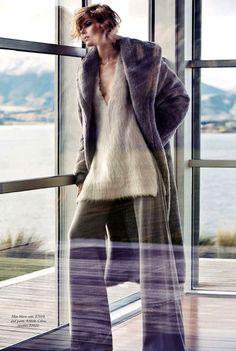 Lydia Willemina Collins for Harper's Bazaar Australia