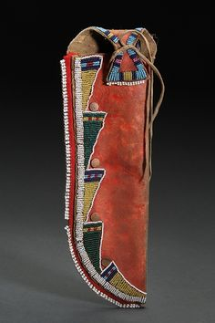 Crow Knife Scabbard with Knife #SF2666