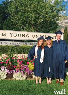 Congratulations to all the #BYU Grads! If you're looking for a great place to celebrate come on down to #thewallbyu! #Provo #byugrad